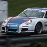 Porsche Carrera Cup Scandinavia - Peter Høst Hansen