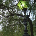 broken lamp in Eton