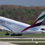 starting Airbus A380