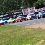 Historic Racing Falkenberg - July 2013