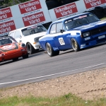 Historic Racing Falkenberg - July 2013