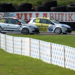 Renault Clio Cup Falkenberg - July 2013