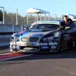 STCC final at Mantorp Park - West Coast Racing