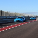 STCC final at Mantorp Park - Volvo Polestar Racing