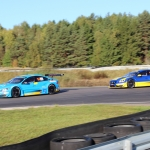 STCC final at Mantorp Park - Robert Dahlgran and Carl Philip Bernadotte